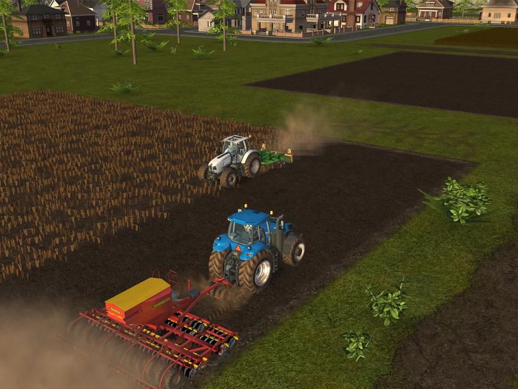 Android Farming Simulator 16 Screen 3