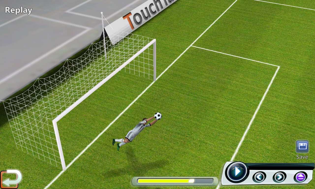 World Football League 1.9.6 Screen 2