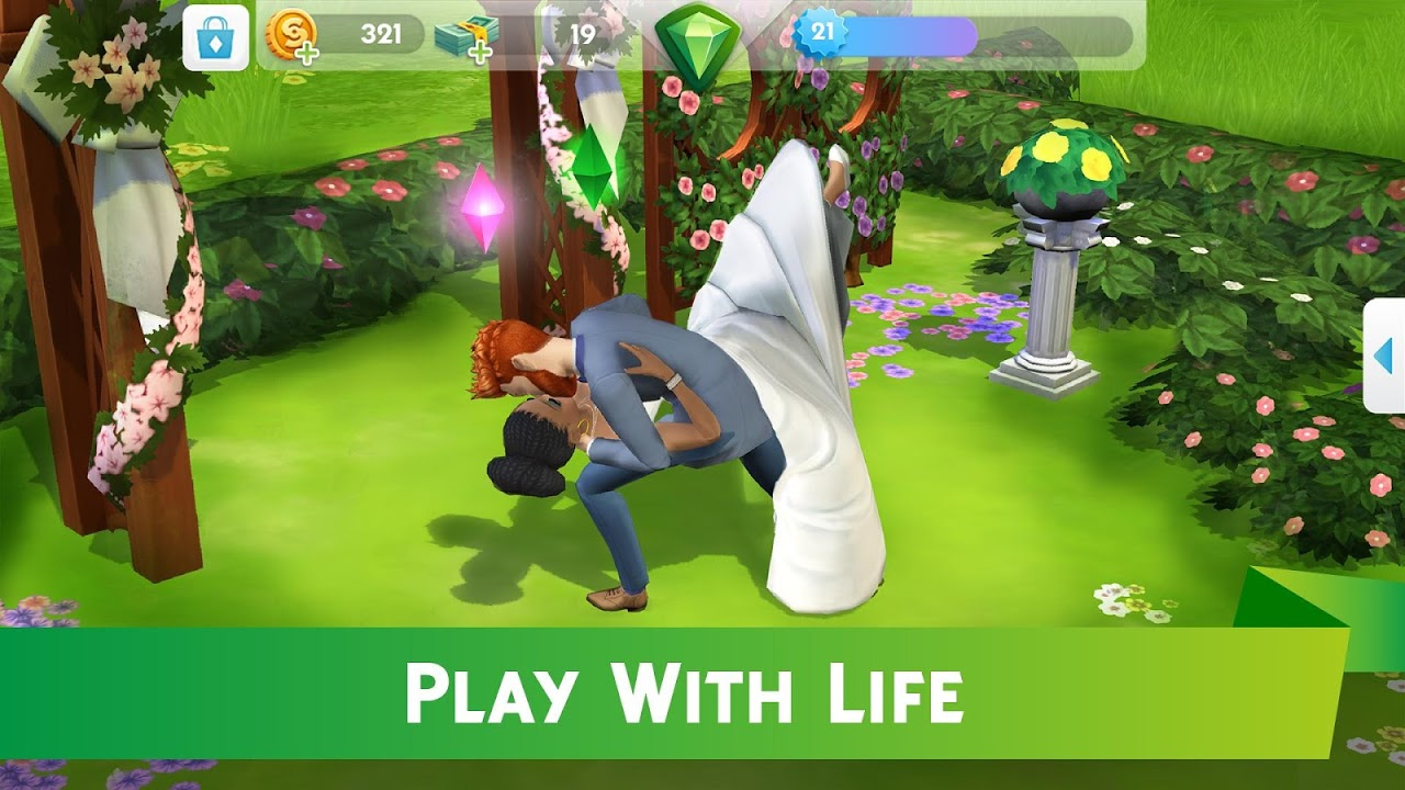 The Sims™ Mobile 12.3.0.208251 Screen 4