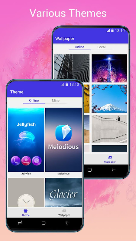 P Launcher for Android™ 9 0 launcher, Pie UI 5 5 APK Download by O