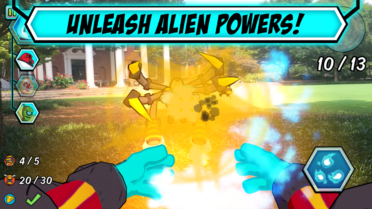 Ben 10 Alien Experience 2.0 Screen 4