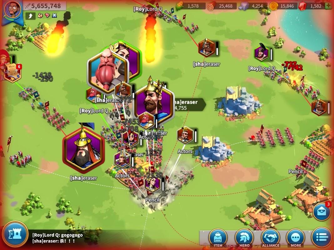 Rise of Civilizations 1.0.6.15 Screen 6