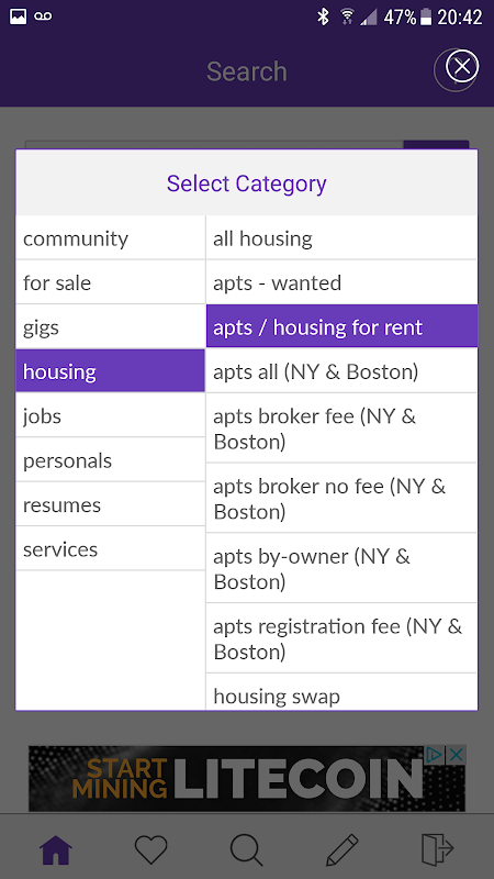 App for Craigslist Pro Map fix - clproforcraigslist Screen 4