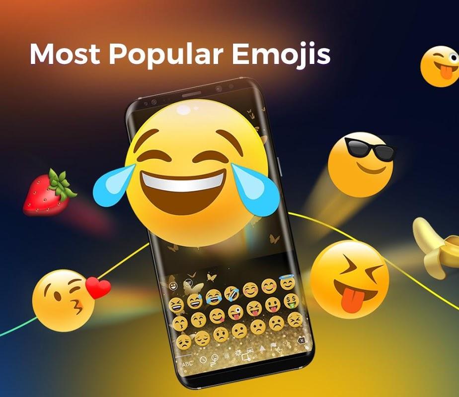 Cheetah Keyboard -  Emoji & Stickers Keyboard 4.36.0 Screen 4
