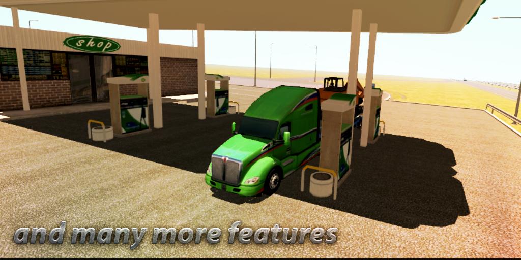 Android Truck Simulator : Europe Screen 5