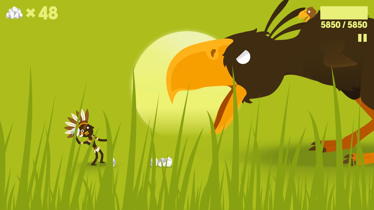 Android Big Hunter Screen 2