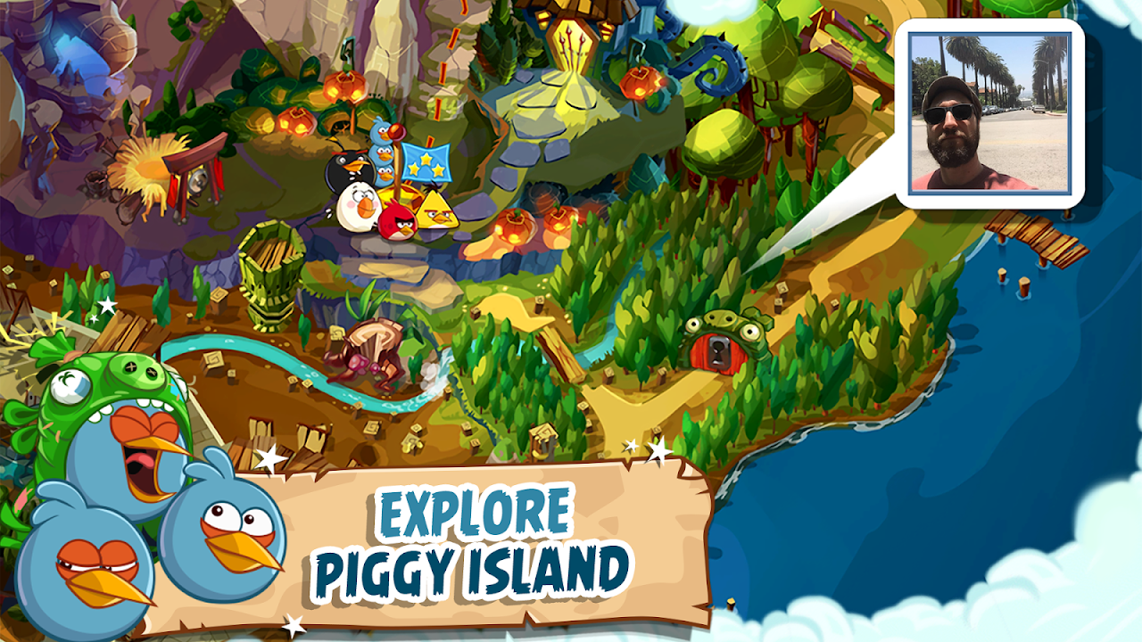 Android Angry Birds Epic RPG Screen 7