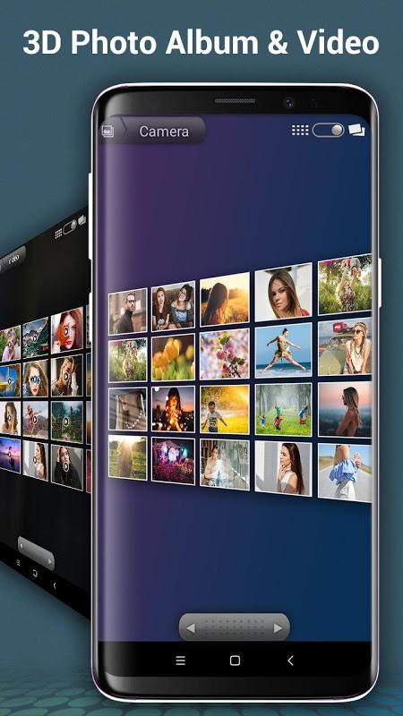 Photo Gallery 3D & HD 1.5.9 Screen 5