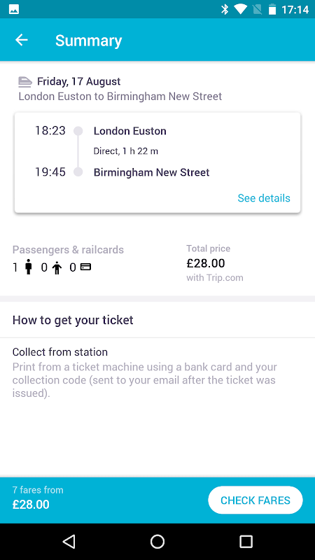 Skyscanner- Flights, Hotels, Trains and Car Hire 5.55 Screen 2