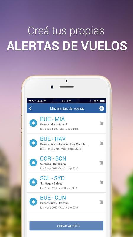 Android Turismocity Vuelos Baratos Screen 15