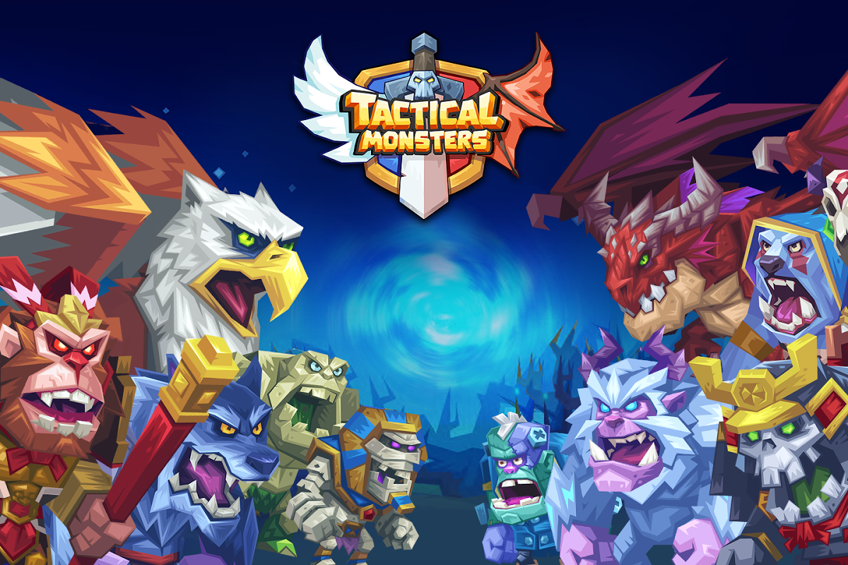 Tactical Monsters Rumble Arena - Tactic & Strategy 1.3.2 Screen 4