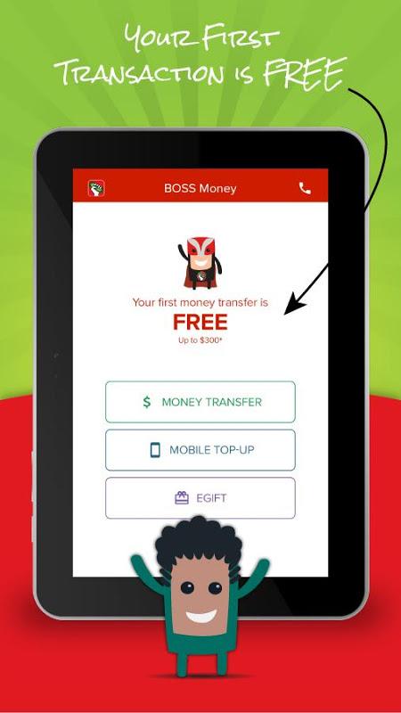 BOSS Revolution Money 2.2.26 Screen 11
