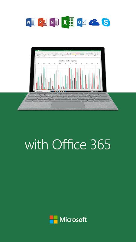 Microsoft Excel 16.0.11601.20074 Screen 3