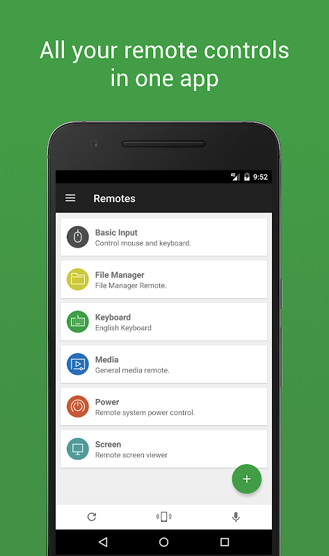 Unified Remote Full 3.11.0 Screen 4