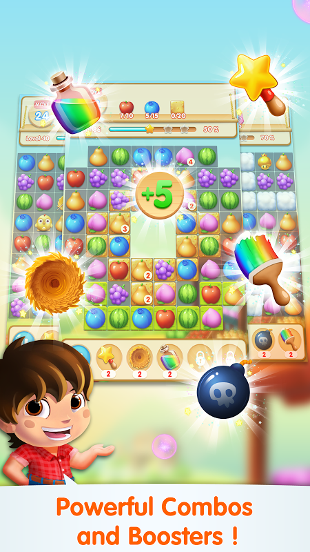 Android Fruit Blast Mania Screen 9