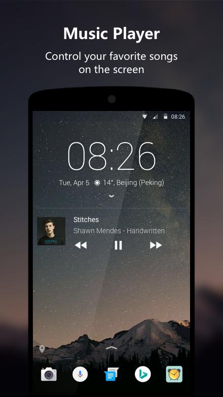 Next Lock Screen 3.11.5 Screen 5