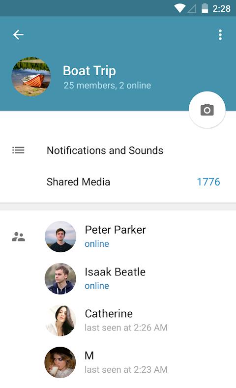 Telegram 4.9.1 Screen 12