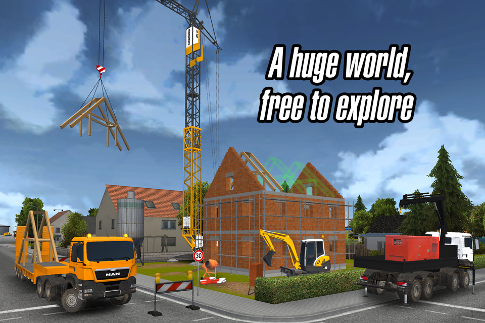 Android Construction Simulator 2014 Screen 9
