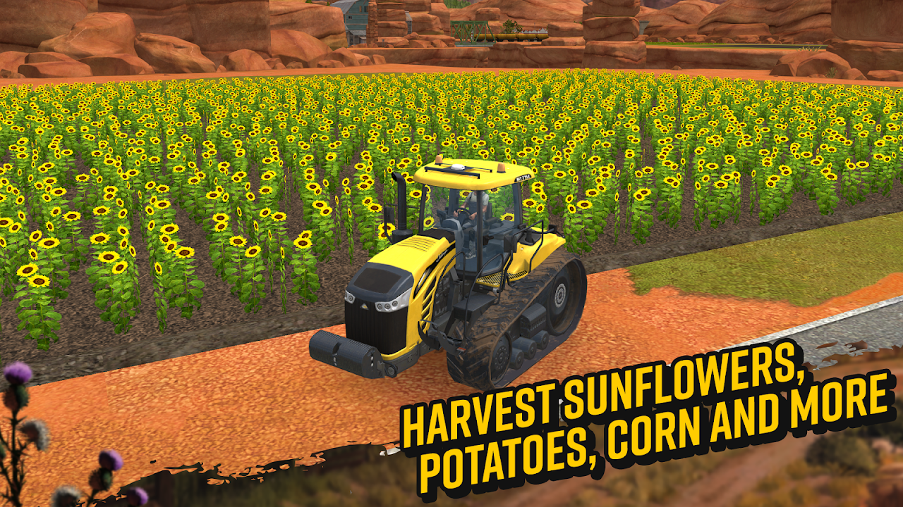 Android Farming Simulator 18 Screen 11