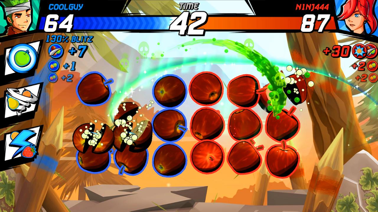 Fruit Ninja Fight 1.15.0 Screen 4