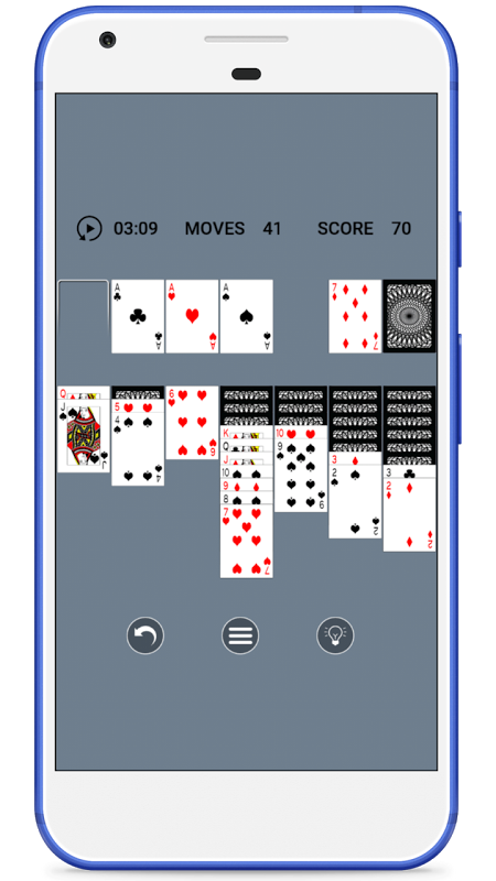Solitaire 1.0.1 Screen 2