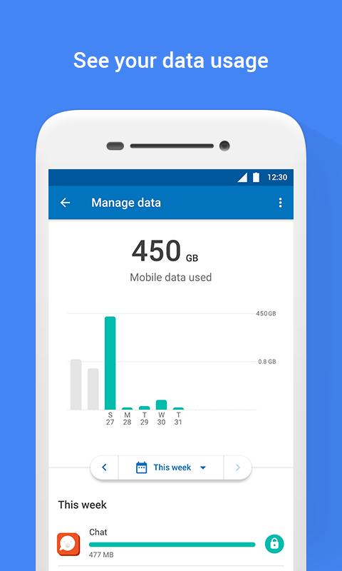 Datally: data saving app by Google 1.8 Screen 3