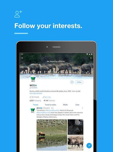 Twitter 7.96.0-release.58 Screen 8