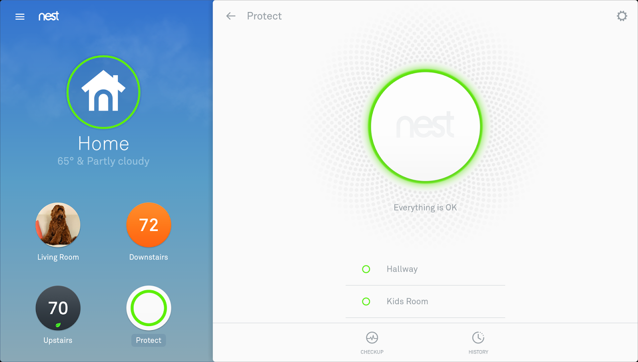 Nest 5.0.3.12 Screen 4