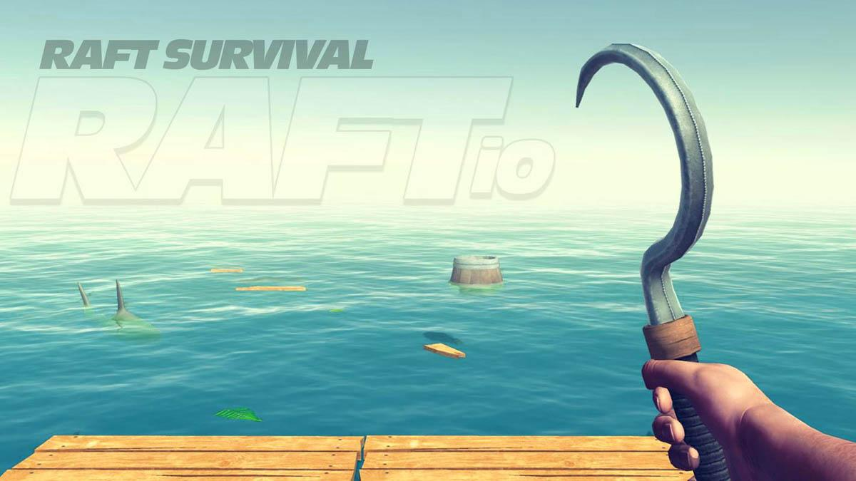 Android Ocean Raft Survival Screen 3