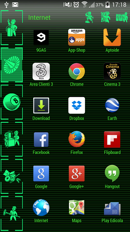 SL Green Phosphor 2.0 Screen 1
