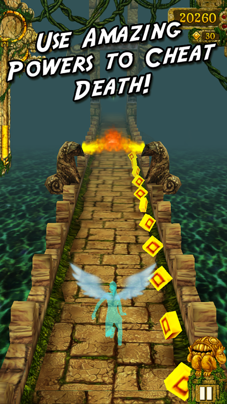 Android Temple Run Screen 4