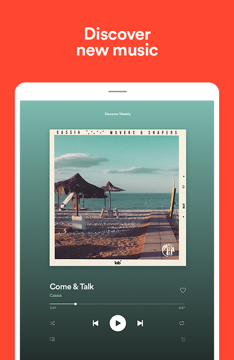 Spotify: Listen To New Music, Podcasts, And Songs 8.5.32.493 Screen 6