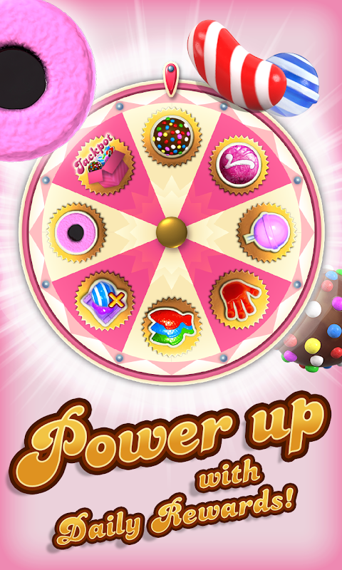 Android Candy Crush Saga Screen 8