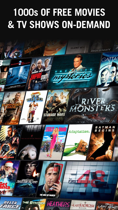 Android Pluto TV - It's Free TV Screen 6