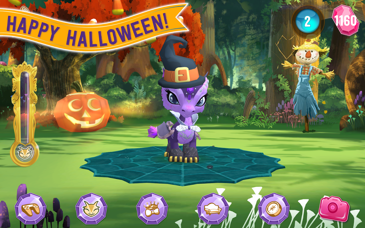 Android Ever After High™: Baby Dragons Screen 18