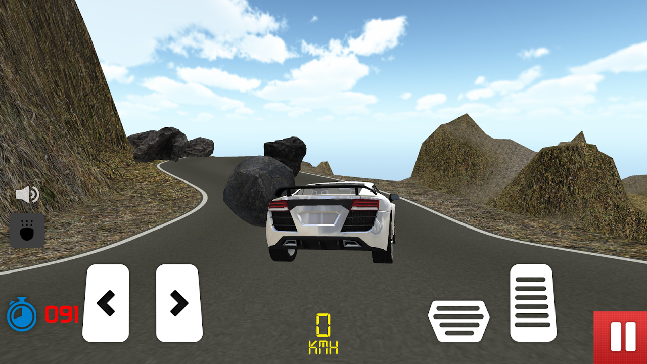 Android Lords of Roads Screen 4