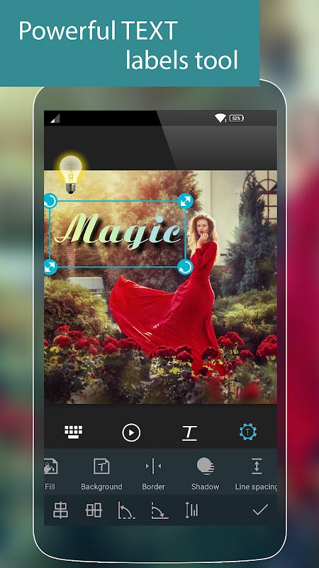 Android Photo Studio PRO Screen 1