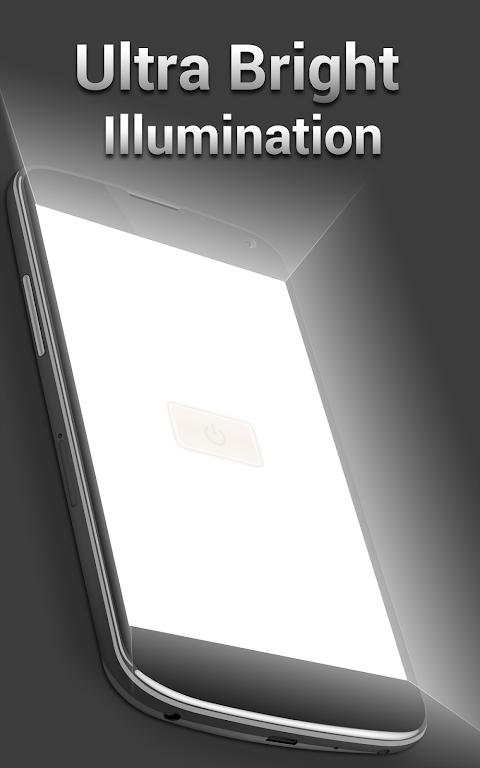 Android Torch - Tiny Flashlight ® Screen 6