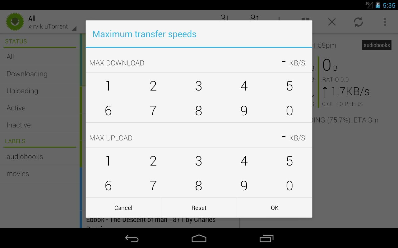 Transdrone 2.5.14 Screen 7