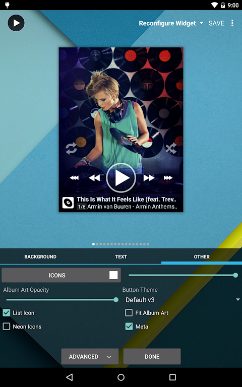 Poweramp alpha-build-708-play APK Download by Max MP