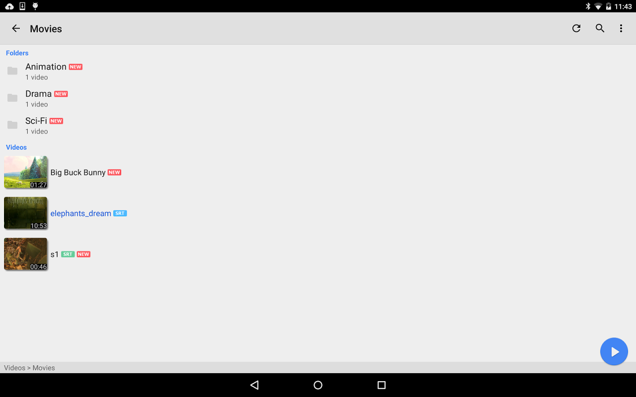 Android MX Player Pro Screen 11