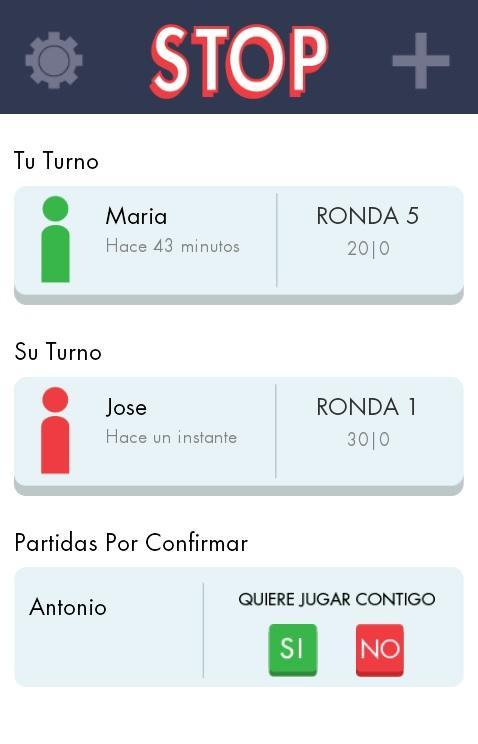 Android Stop - Categorizados Screen 2