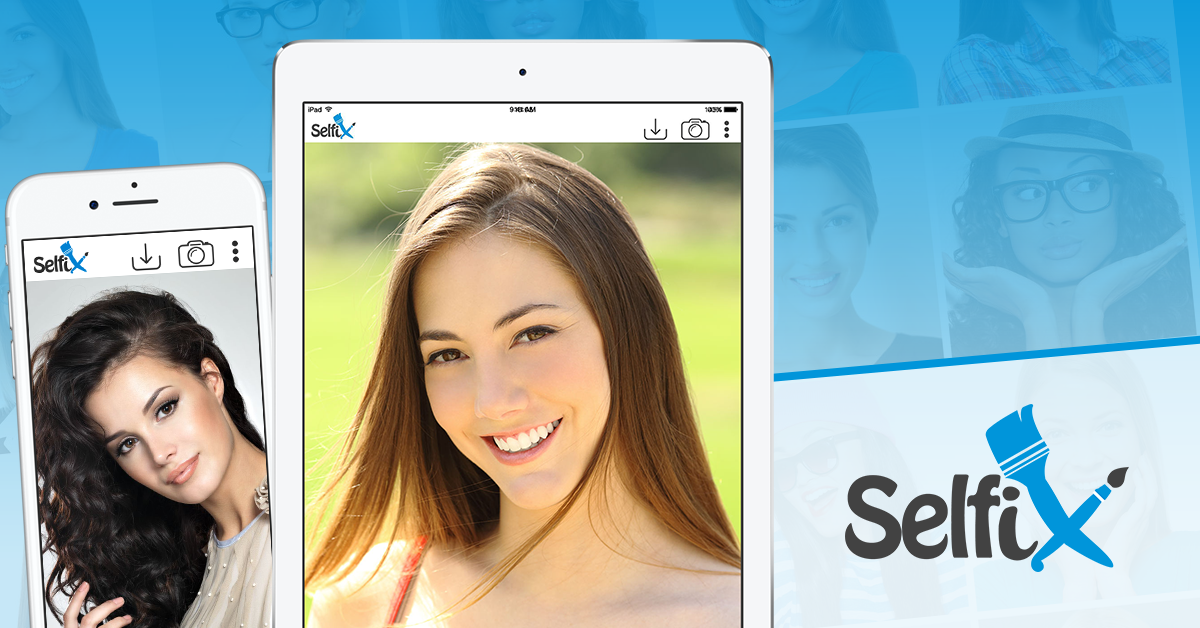Selfix - Selfie Editor And Photo Retouch 1.0.34 Screen 5