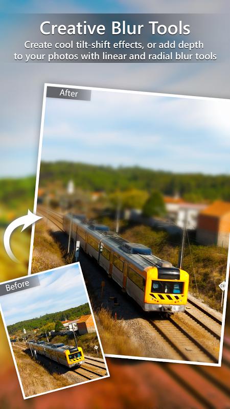 Android PhotoDirector Photo Editor App Screen 6