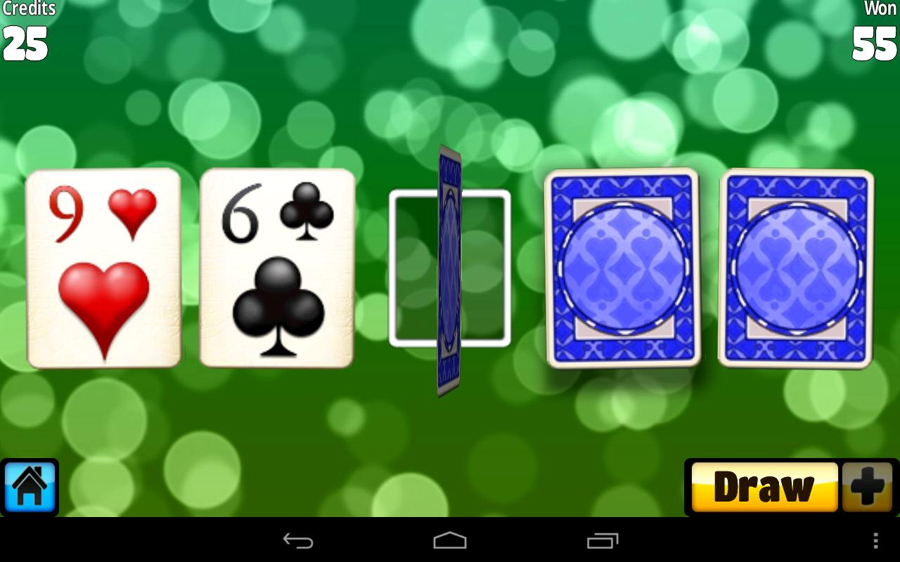 Video Poker Duel 2.0.402.0 Screen 3