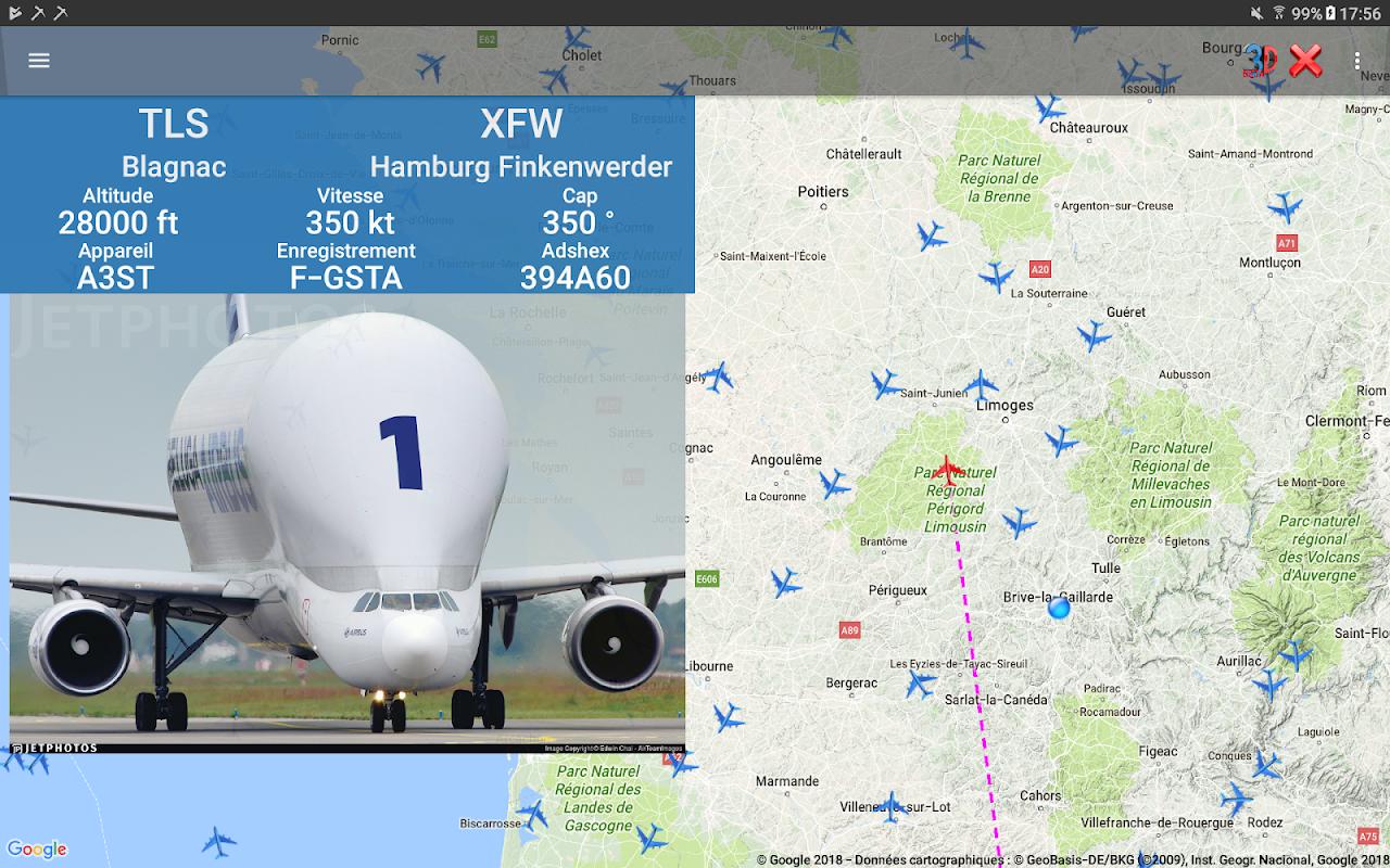 Air Traffic 5.3 Screen 6