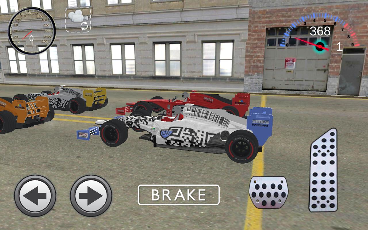 Real F1 Racing Game Simulator 1.01 Screen 6