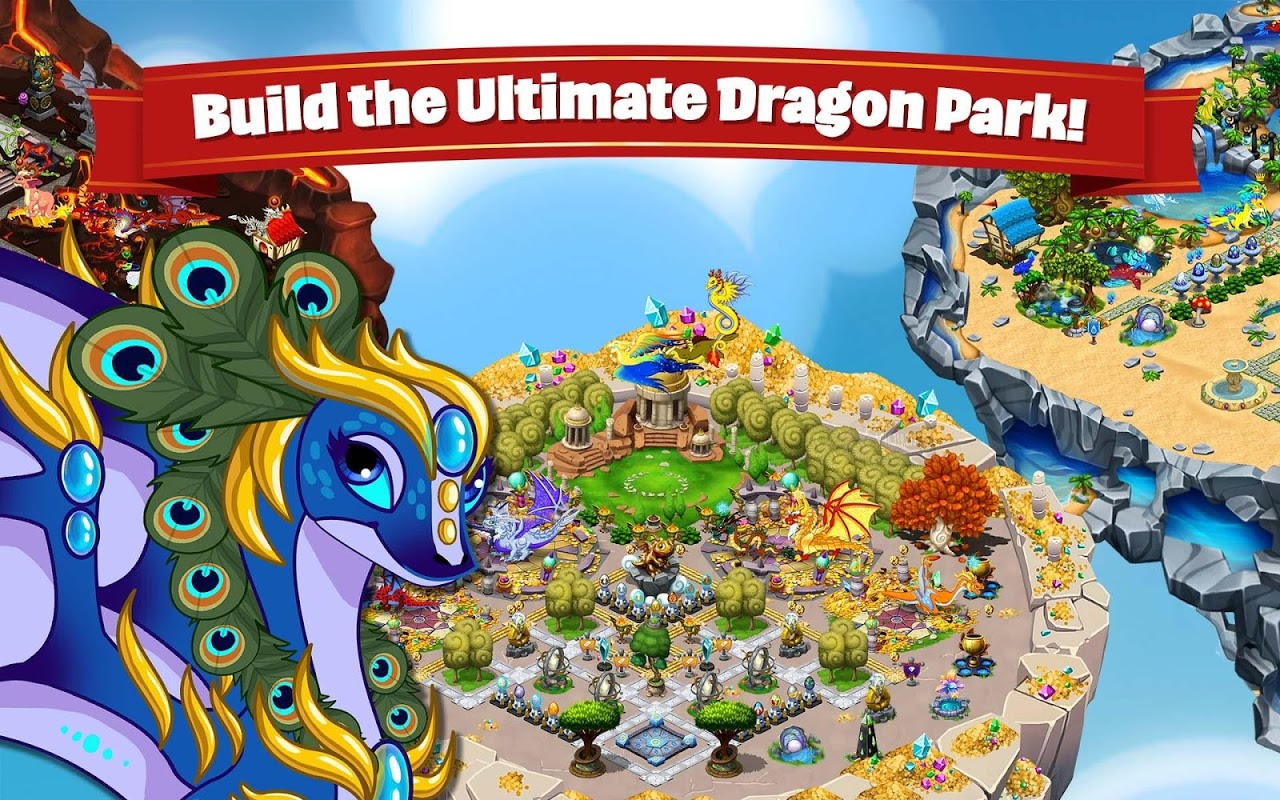 DragonVale 4.14.1 Screen 4