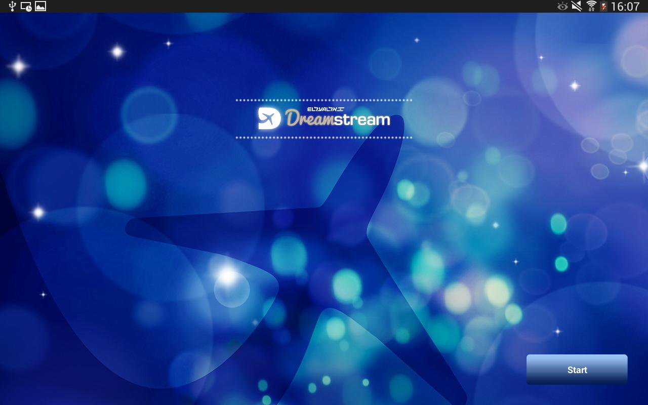 Android DreamStream By EL AL Screen 3
