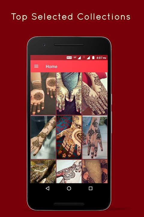 Latest Bridal Mehndi Design 1.0.1 Screen 1